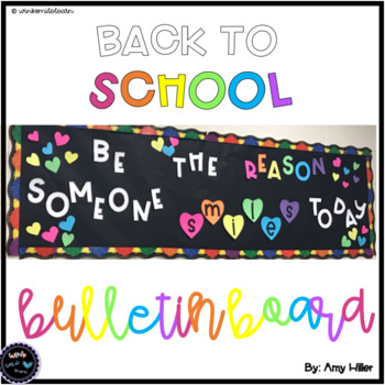 """Be the Reason Someone Smiles Today"" Sign"