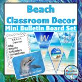 """""""Beach"""" Theme Classroom Decor"""