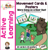 """Bear Hunt"" Movement Cards & Posters"