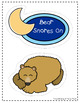 """""""Bear Snores On"""" Math, Literacy and Craftivity"""