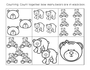 """Bear Snores On"" Toddler Curriculum"