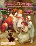 """""""Beautiful Blessings: Prayers, Poems & Verses"""" Manuscript"""