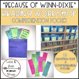 """Because of Winn-Dixie"" Book Pocket & Comprehension Discussion Questions"
