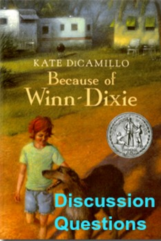 'Because of Winn-Dixie' Discussion Questions