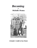 """""""Becoming"""" by Michelle Obama: A Reader's Giuide"""