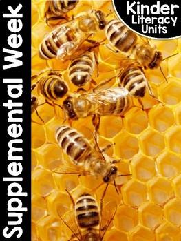 Bees Close Read FREEBIE