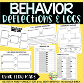 [Behavior] Reflection Flow Maps & Logs
