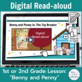 """Benny & Penny: The Toy Breaker"" Graphic Novel Digital Rea"