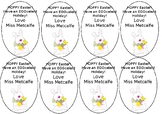 #Betterthanchocolate Easter Tags - EDITABLE