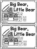 """Big Bear, Little Bear"" (Opposites Emergent Reader Dollar Deal)"