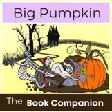 Big Pumpkin:  Book Companion for Speech Therapy