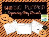 """""""Big Pumpkin"""" Story Elements"""