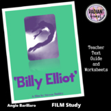 'Billy Elliot' Film Worksheets