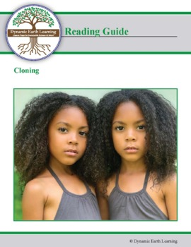 (Biology and Genetics) Cloning - Reading Guide