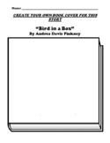 """Bird in a Box"" BOOK COVER UDLWORKSHEET"