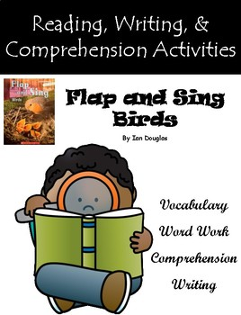 """""""Birds Flap and Sing"""" Guided Reading Program Activities"""