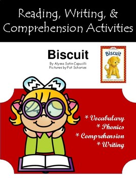 """""""Biscuit"""" Activities for Guided Reading & Writing"""