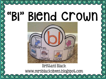 """Bl"" Blend Crown"
