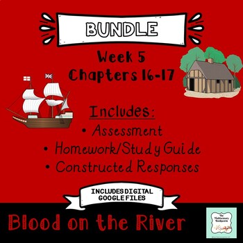 """""""Blood on the River"""" BUNDLE Chapters 16-17"""