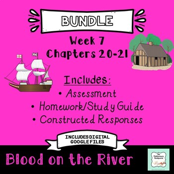 """""""Blood on the River"""" BUNDLE Chapters 20-23"""