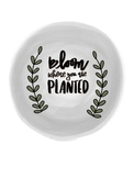 """""""Bloom Where You Are Planted"""" Hand-lettered Anchor Chart Decoration"""