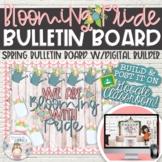 """Blooming"" Bulletin Board **INCLUDES DIGITAL** - Farmhouse"