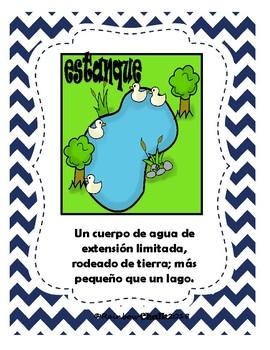 Cuerpos de Agua (Posters)
