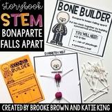 {Bonaparte Falls Apart} Digital + Printable Storybook STEM - Halloween STEM