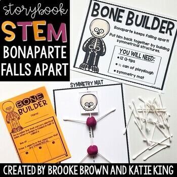{Bonaparte Falls Apart} Storybook STEM