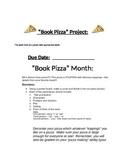 """Book Pizza"" Book Project"