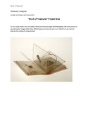 """Book of Treasures"" Art Idea Prompt"