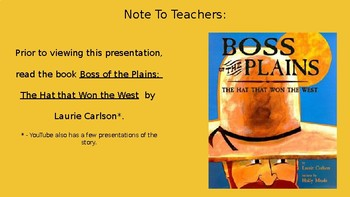 """""""Boss of the Plains"""" And The Power of Positive Advertising"""