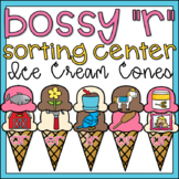R-Controlled Vowels (Bossy R) Sort for 1st Grade Literacy