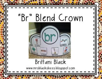 """Br"" Blend Crown"