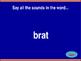 'Br' Blend Jeopardy!
