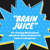 Brain Juice: The Ultimate Concentration Drink for Test Motivation/Testing