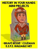 Bessie Coleman / Craft Project