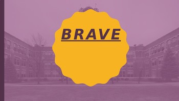 """Brave"" Middle School Anti-Bullying Curriculum"