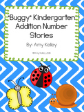 """Buggy"" Kindergarten Addition Number Stories"