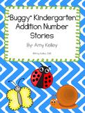 """Buggy"" Kindergarten Addition Number Stories"