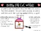 """Buggy"" for CVC Words: Literacy Station (Valentine-themed)"