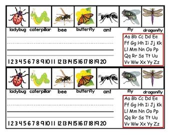 -Bugs- Bugs -Bugs- Desk Tags