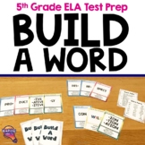 """Greek & Latin Roots Card Game """"Build A Word"""" Prefixes, Roo"""