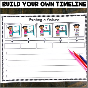 """""""Build Your Own Timeline"""" Center"""