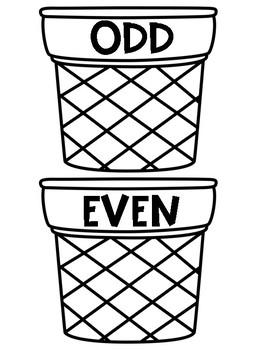 [Build-a-Cone!] An Even/Odd Activity