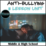 """NEW!!! """"Anti-Bullying, Bully Prevention""""-5 Classroom Lesso"""