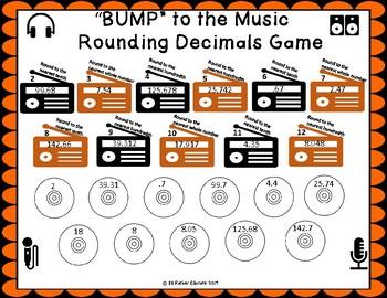 """Bump to The Music"" Decimal Game Bundle"