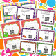 4th Grade Fractions Task Cards with QR codes Common Core Aligned * Bundle*