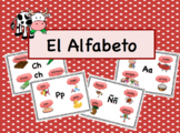 *Bundle* Dual Language English and Spanish Alphabets