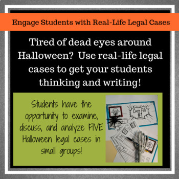 *Bundle* Halloween Critical Thinking!